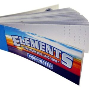 Elements filtri perforirani