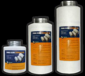 Filter 100/250mm Prima Klima Industry