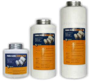 Filter 125/400mm Prima Klima Industry