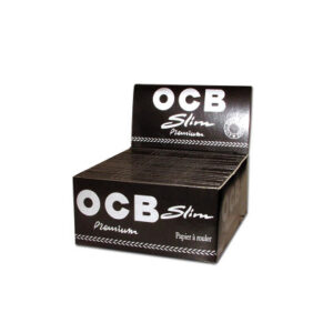 OCB' Black Premium King Size papirčki