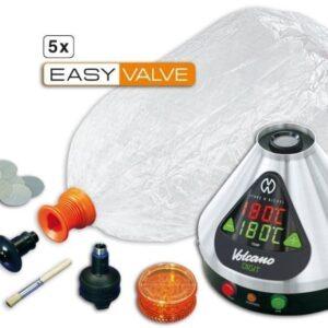 Volcano Digital Vaporizer easy valve