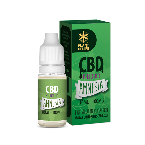 E-liquid Amnesia CBD 10ML