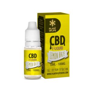 E- Liquid Lemon Haze CBD 10ml