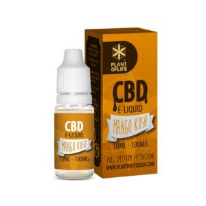 E-liquid Mango Kush CBD 10ML