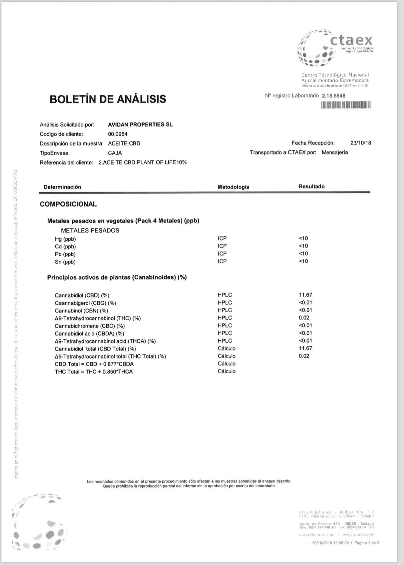 CBD kapljice 10% 10ml