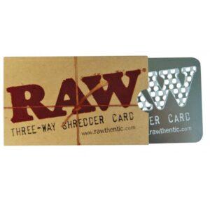 Raw shredder / ribež