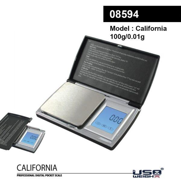 Tehtnica California 100g - 0.01g