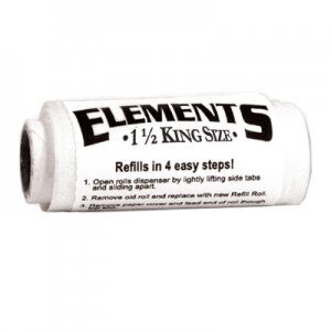 Elements Roll Refills King Size