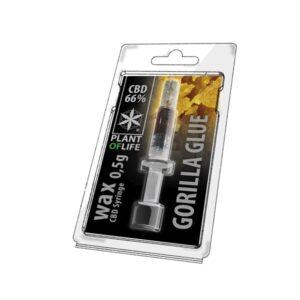 CBD Gorilla Glue Wax 0,5g