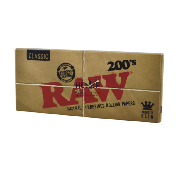Raw 200 Papirčkov