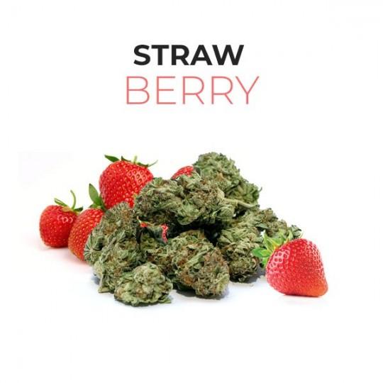 Straw Berry CBD 3g