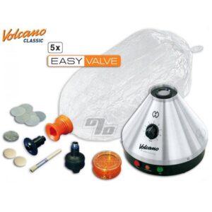 Volcano Classic Vaporizer easy valve