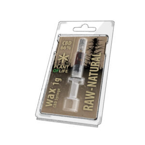CBD Raw Natural Wax 0,5g